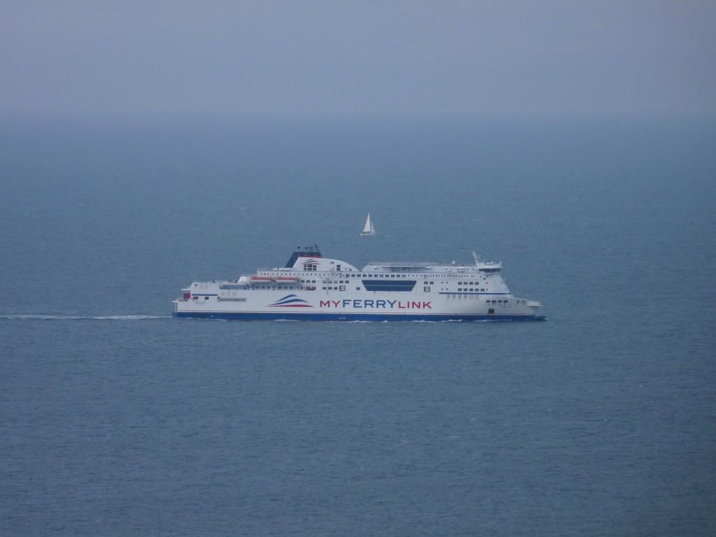 Ferry sur la manche