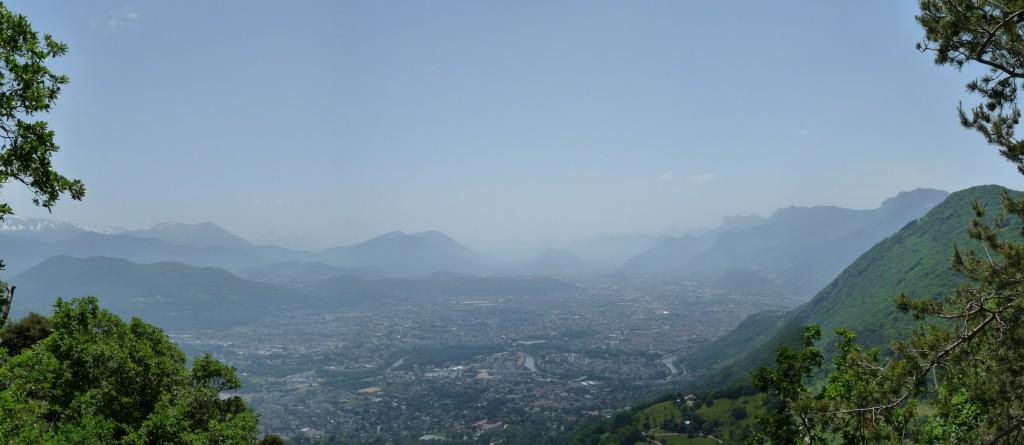 La cuvette de Grenoble