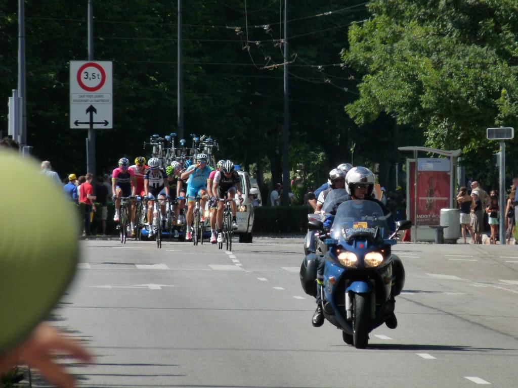Tour de France à Grenoble