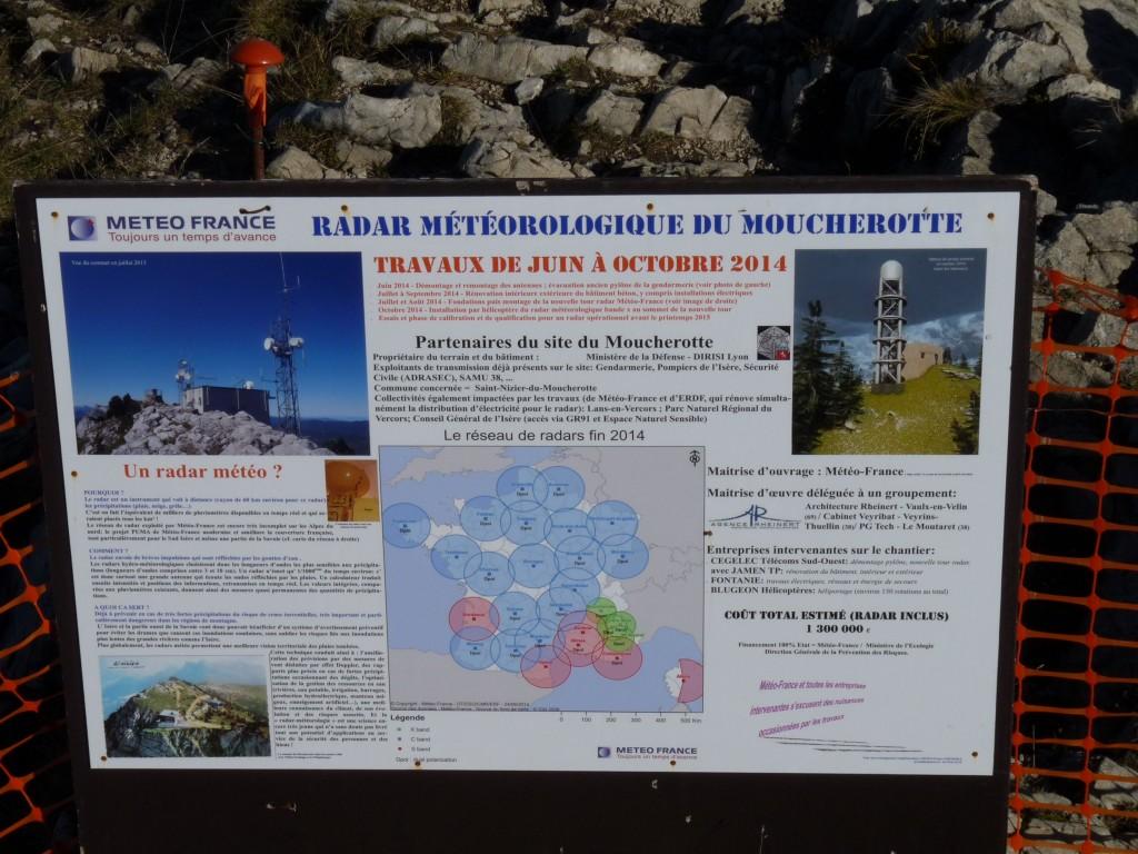 Radar Météo-France